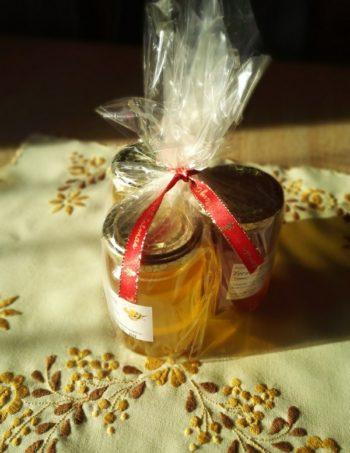 Méz díszcsomag Székesfehérvár